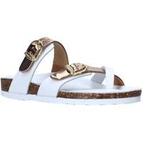 Schuhe Kinder Zehensandalen Bionatura 22B 1020 Weiß