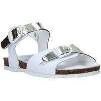 Schuhe Kinder Sandalen / Sandaletten Bionatura CHIARA Weiß