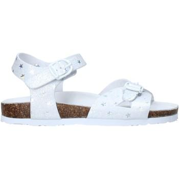 Schuhe Kinder Sandalen / Sandaletten Bionatura 22B 1005 Weiß