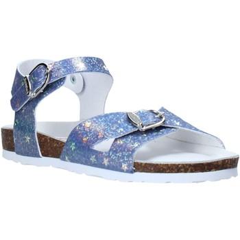 Schuhe Kinder Sandalen / Sandaletten Bionatura 22B 1005 Blau