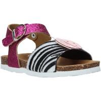 Schuhe Mädchen Sandalen / Sandaletten Bionatura 22PUPA Rosa