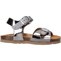 Schuhe Mädchen Sandalen / Sandaletten Bionatura 22B 1005 Grau