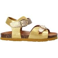 Schuhe Mädchen Sandalen / Sandaletten Bionatura 22B 1005 Gelb