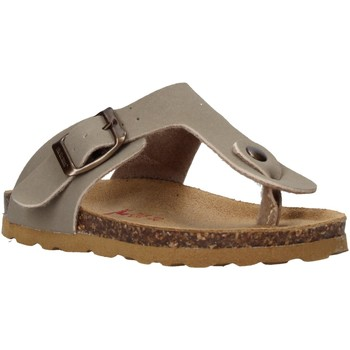 Schuhe Kinder Zehensandalen Bionatura 22B 1010 Grau