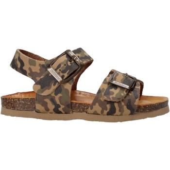 Schuhe Kinder Sandalen / Sandaletten Bionatura 22B 1002 Grün