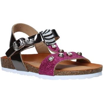 Schuhe Mädchen Sandalen / Sandaletten Bionatura 22VALE Rosa