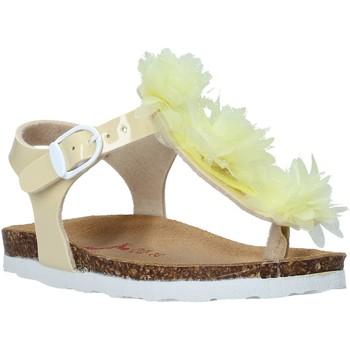 Schuhe Mädchen Sandalen / Sandaletten Bionatura 22B 1007 Gelb