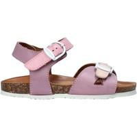 Schuhe Mädchen Sandalen / Sandaletten Bionatura CHIARA Rosa