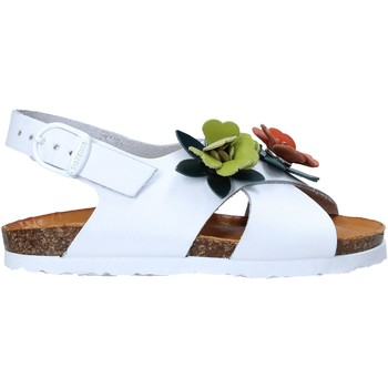 Schuhe Mädchen Sandalen / Sandaletten Bionatura 22B 1047 Weiß