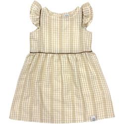 Kleidung Mädchen Kurze Kleider Naturino 6001014 01 Beige