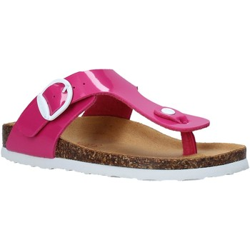 Schuhe Kinder Zehensandalen Bionatura 22B 1010 Rosa