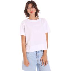 Kleidung Damen T-Shirts Invicta 4451248/D Weiß