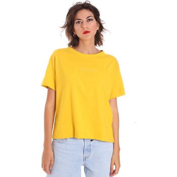 Kleidung Damen T-Shirts Invicta 4451248/D Gelb