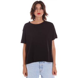 Kleidung Damen T-Shirts Invicta 4451248/D Schwarz