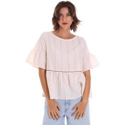 Kleidung Damen Tops / Blusen Naturino 6001027 01 Beige