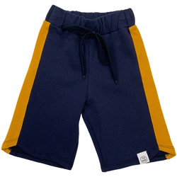 Kleidung Kinder Shorts / Bermudas Naturino 6001022 01 Blau