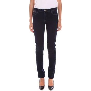 Kleidung Damen Slim Fit Jeans Trussardi 56J00000-1T005088 Blau