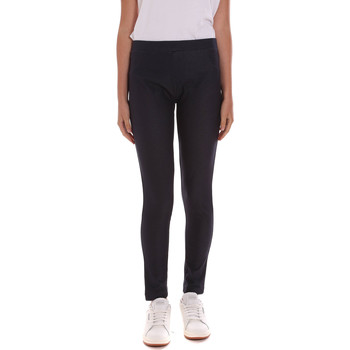 Kleidung Damen Leggings Key Up 5D148 0001 Schwarz