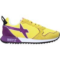 Schuhe Damen Sneaker Low W6yz 2013563 01 Gelb