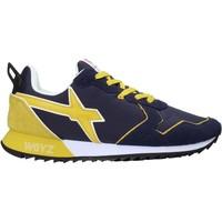 Schuhe Herren Sneaker Low W6yz 2013560 01 Blau