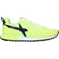 Schuhe Herren Sneaker Low W6yz 2013560 04 Gelb