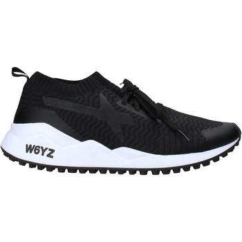 Schuhe Damen Sneaker Low W6yz 2014538 01 Schwarz