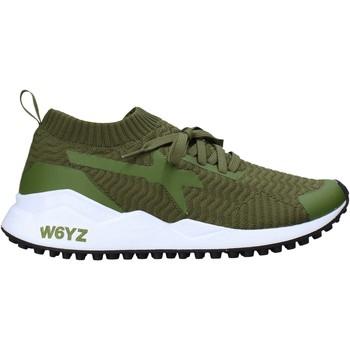 Schuhe Herren Sneaker Low W6yz 2014538 01 Grün