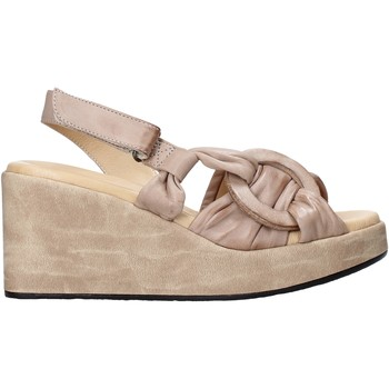 Schuhe Damen Sandalen / Sandaletten Sshady L2504 Grau
