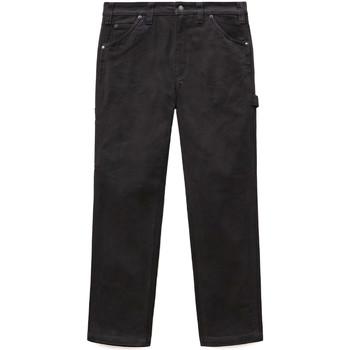 Kleidung Damen 5-Pocket-Hosen Dickies DK0A4XJHBLK1 Grau