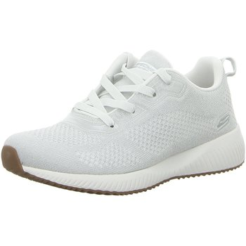 Schuhe Damen Sneaker Low Bobs Squad Tough Talk 117006 WHT weiß