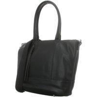 Taschen Damen Handtasche Voi Leather Design Mode Accessoires 50104 SZ schwarz