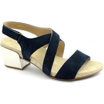 Schuhe Damen Sandalen / Sandaletten Benvado BEN-RRR-41001004-IP Platino