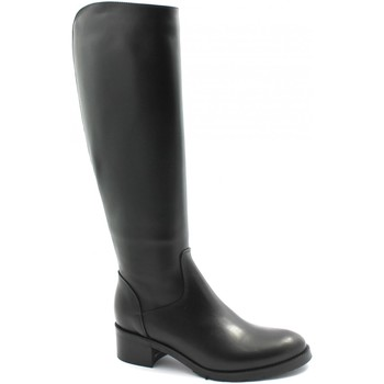 Schuhe Damen Klassische Stiefel Anima ANI-I21-GJ217-NE Nero
