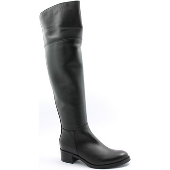 Schuhe Damen Klassische Stiefel Anima ANI-I21-GJ275-NE Nero