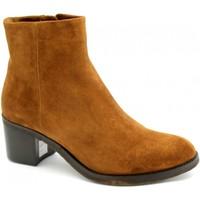 Schuhe Damen Low Boots Anima ANI-I21-IA319-TA Marrone