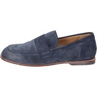 Schuhe Damen Slipper Moma BH794 Blau