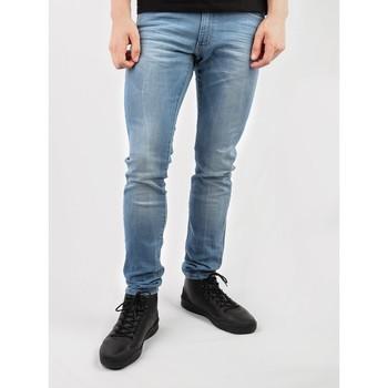 Kleidung Herren Slim Fit Jeans Wrangler Bryson W14XEH76B blau