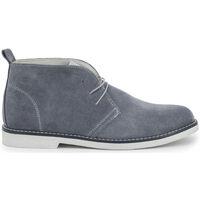 Schuhe Herren Boots Duca Di Morrone - 233d_camoscio Grau