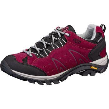 Schuhe Damen Wanderschuhe Brütting Mount Bona Low rot