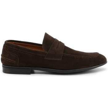 Schuhe Herren Slipper Duca Di Morrone - leone-cam Braun