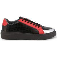 Schuhe Herren Sneaker Low Duca Di Morrone - nathan_croc Schwarz