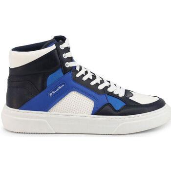 Schuhe Herren Sneaker High Duca Di Morrone - nick Blau