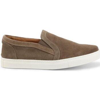 Schuhe Herren Slipper Duca Di Morrone - elia-cam Braun