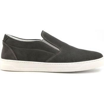 Schuhe Herren Slipper Duca Di Morrone - elia-cam Grau