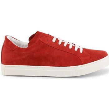 Schuhe Herren Sneaker Low Duca Di Morrone - brando-cam Rot