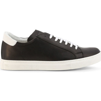 Schuhe Herren Sneaker Low Duca Di Morrone - brando-pelle Schwarz