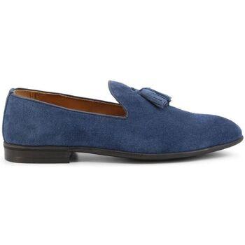 Schuhe Herren Slipper Duca Di Morrone - ascanio-cam Blau