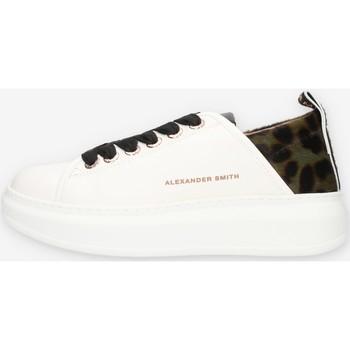 Schuhe Damen Sneaker Low Alexander Smith E113211 Grün