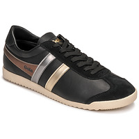 Schuhe Damen Sneaker Low Gola BULLET TRIDENT Schwarz / Gold
