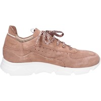 Schuhe Damen Sneaker Low Moma BH812 Pink